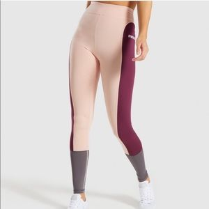 Gymshark Illusion High Waisted Leggings